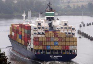 Рефрижераторные контейнеры (рефконтейнеры)